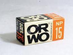 orwo film packaging - Google Search