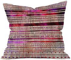 DENY Designs Iveta Abolina Purple Nebula Throw Pillow Purple Large20 x 20 *** BEST VALUE BUY on Amazon-affiliate link