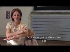petit escargot en langue des signes - YouTube