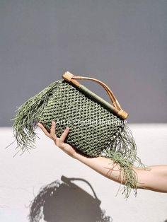 Crochet Cross, Crochet Yarn, Macrame Purse, Striped Bags, Handmade Cushions, Boho Bags, Jute Bags, Crochet Purses, Knitted Bags