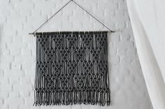 Wall street, large wallhanging