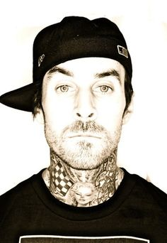 """Music That Makes You Cooler: Going Vegan Saved Travis Barker's Life"". Out of all the hardcore vegetarians and vegans out there, Travis Barker is one of my favorites, not to mention one of the most handsome."