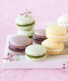 Macarons Recipe #essenundtrinken