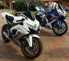 Custom Sport Bikes, Suzuki Motorcycle, Bmw Cafe Racer, Gsxr 600, Dirtbikes, Super Bikes, Street Bikes, Cool Bikes, Motorbikes
