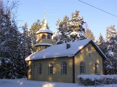 Tervo. Pyhäköt | Suomen ortodoksinen kirkko