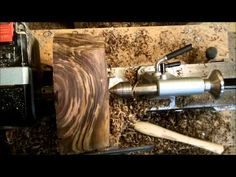 Woodturning bowls complete process series video 4 shaping and making dovetail for bowl - YouTube