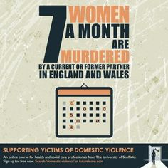 Digital Learning at the University of Sheffield on Twitter: Supporting victims of domestic violence @FutureLearn