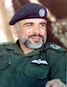 .King Hussein of Jordan