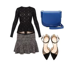 Hey ya'll!!! Happy Wear to Work Wednesday! So this week's Fashion at Work inspo is peplum on peplum. If you're somewhere where the weather is warmer (lucky…lol) then of course you'll need to switch ou