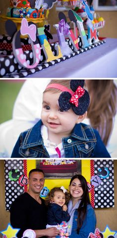 Mickey Mouse Clubhouse 2nd birthday party Liz Dikinson Photography #mickey #parties #mickeymouse