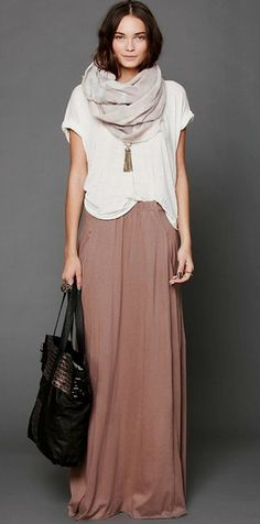 Love this relaxed look!