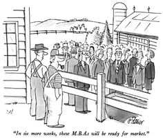 Business Cartoons : The New Yorker