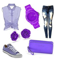 """""""Untitled #7"""" by naduxa-frolova ❤ liked on Polyvore featuring Alberta Ferretti, Converse, Coach, Toy Watch and Bling Jewelry"""