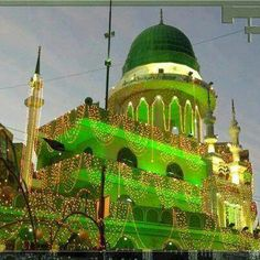 Masjid in karachi
