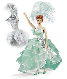 """Franklin Mint I Love Lucy """"Lucy Gets in Pictures"""""""