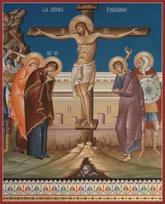 The Christian Faith, Beliefs And Its History – CurrentlyChristian Christian Crafts, Christian Symbols, Christian Faith, Byzantine Icons, Byzantine Art, Religious Images, Religious Icons, Crucifixion Of Jesus, Jesus Christ