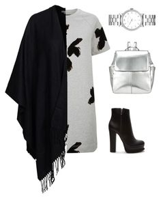 """b&w"" by miriamfranzan on Polyvore featuring Marc by Marc Jacobs, Glamorous, Forever 21 and Kin by John Lewis"