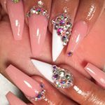 """148 Likes, 2 Comments - Nails By B.Lee (@nailsbyblee) on Instagram: """"#sexysolids #coffin ##nailsbyblee @nailsbyblee #nails #instanails #kcnails #kcmo #kcnailtech…"""""""
