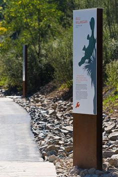 Cotter Dam Interpretive Signage - Screenmakers