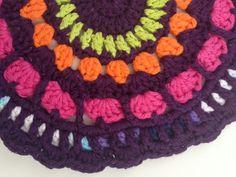 Kat's #Crochet Contribution to #mandalasformarinke