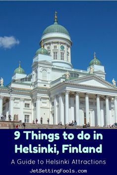 Our list of things to do in Helsinki, Finland includes top Helsinki attractions and information to help make the most of your trip to the city! Backpacking Europe, Europe Travel Tips, Travel Guides, Travelling Europe, Travel Articles, Travel List, Budget Travel, Travel Destinations, Traveling