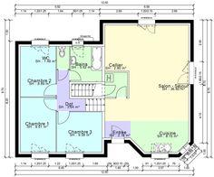 Maison - Symphonie - Maisons Optimal - 137400 euros - 88 m2 | Faire construire sa maison
