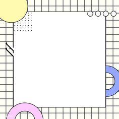 Instagram Frame, Instagram Design, Instagram Posts, Frame Template, Banner Template, Pastel Feed, Photo Collage Template, Blog Banner, Instagram Post Template
