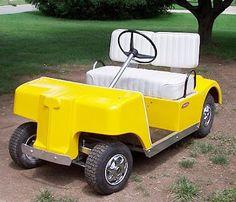 4727b524d7e941a2e39724af2be8df43 classic golf vintage golf 1955 cushman golf cart stuff to buy pinterest golf carts, golf