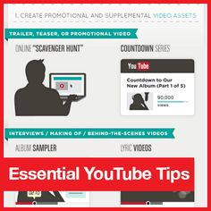 Essential tips for musicians on using YouTube