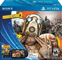 Quick and Easy Gift Ideas from the USA  Borderlands 2 - Limited Edition - PlayStation Vita Bundle http://welikedthis.com/borderlands-2-limited-edition-playstation-vita-bundle #gifts #giftideas #welikedthisusa