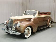 1941 Packard 160 Conv. Sedan ✏✏✏✏✏✏✏✏✏✏✏✏✏✏✏✏ AUTRES VEHICULES - OTHER VEHICLES   ☞ https://fr.pinterest.com/barbierjeanf/pin-index-voitures-v%C3%A9hicules/ ══════════════════════  BIJOUX  ☞ https://www.facebook.com/media/set/?set=a.1351591571533839&type=1&l=bb0129771f ✏✏✏✏✏✏✏✏✏✏✏✏✏✏✏✏
