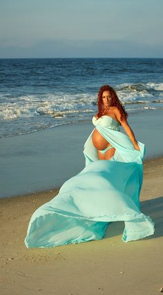 Sweetheart Maternity Gown for Photography by JandLDesignsboutique