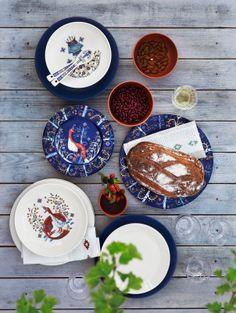 Summer Dining With Cloudberry Living — Heart Home Kartell, Modern Country, Teller, Colour Schemes, Dinner Table, The Fresh, Scandinavian Design, Matcha, Decorative Items