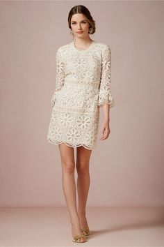 Cleo Dress from BHLDN