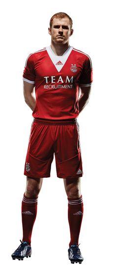 Aberdeen FC adidas Home Shirt 2013/14