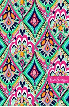 lily pulitzer iphone wallpaper #pattern #design