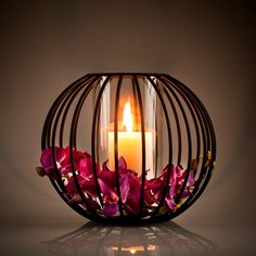 1000 images about candles holders on pinterest for Kitchen colors with white cabinets with hurricane candle holders uk