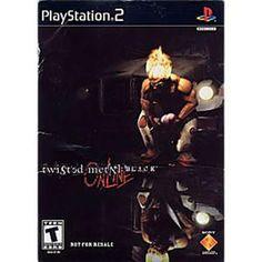 Twisted Metal Black Online - PS2 Game