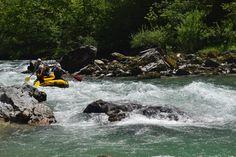 Funrafting auf der Salza #salza Rafting, Deep, Adventure, Outdoor Adventures, Trench, Campsite, Adventure Movies, Adventure Books