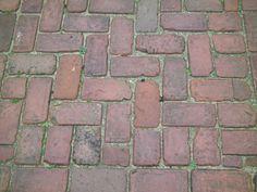 Oude Klinkers rood, type Antwerpen
