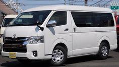 ハイエース200系ワゴンGL 一部改良後(VSC・TRC・HAC・緊急ブレーキシグナル装着モデル)!こちらのページで詳細を画像と共に紹介しています! Toyota Hiace