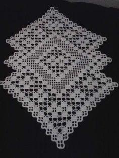 Crochet Doily Patterns, Crochet Doilies, Knitting, Mascara, Macrame, Hobbies, Doilies Crafts, Crochet Table Runner, Towels