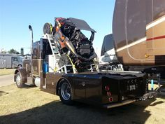 Rv Truck, Dually Trucks, Peterbilt Trucks, Beach Camper, Bus Camper, Custom Big Rigs, Custom Trucks, Rv Travel, Adventure Travel