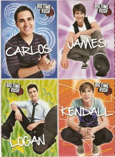 Big Time Rush Poland Twist Magazine September 2011... Why couldn't someone give this to me as a valentine?!?!?!?!?... I would soooo kiss him! (The valentine not who gave it to me... Just making sure)
