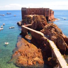Forte das Berlengas II Hire a boat out of Peniche, Portugal, when available, and travel six miles offshore to the pristine Berlenga Islands. Then hike, kayak, snorkel, and swim the day away. Pack a picnic lunch and feast on the beach. The perfect day in paradise.