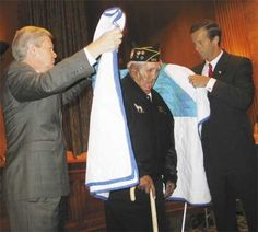 On Capitol Hill, Senator Tim Johnson and the South Dakota Delegation honored WWII Veteran and code talker Clarence Wolf Guts with a Star Quilt. July 12, 2006    Last South Dakota code talker buried    STURGIS, S.D. (AP) -- The last of the ... code talkers of South Dakota who served during WWII has been laid to rest.    Clarence Wolf Guts ... 86... died June 16 at the South Dakota Veterans Home in Hot Springs. ... one of 11 Lakota, Nakota and Dakota code talkers...