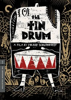 The Tin Drum by Volker Schlondorff. Repackaged 2013 by Criterion.