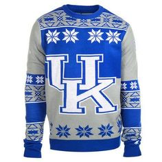 Buy Kentucky Wildcats Official Men's NCAA Big Logo Sweater Check out Amazing Best NCAA Big Logo Sweater in our shop. Are you Wildcats fan? then definitely this Sweater has always been on the top of your shopping list Nhl Jerseys, Kentucky Wildcats, Sport Outfits, Nfl, Crew Neck, Logos, Sweatshirts, Sweaters, Jackets