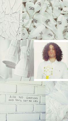 Joe Trohman: perfect and curly