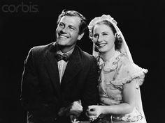 Joel McCrea and Barbara Stanwyck - Banjo On My Knee